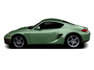 Malachite Green Metallic 2010 Porsche Cayman Pictures Cayman Coupe 2D S photos side view