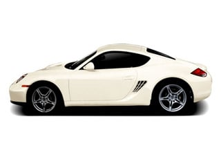 Cream White 2010 Porsche Cayman Pictures Cayman Coupe 2D S photos side view