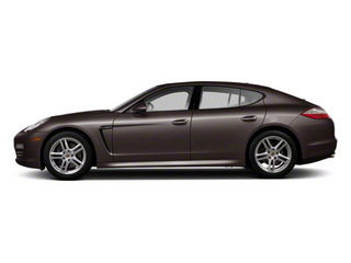 Mahogany Metallic 2010 Porsche Panamera Pictures Panamera Hatchback 4D S photos side view