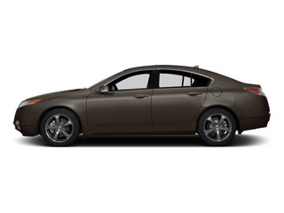 Mayan Bronze Metallic 2011 Acura TL Pictures TL Sedan 4D Technology photos side view