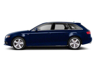 Deep Sea Blue Pearl 2011 Audi A4 Pictures A4 Wagon 4D 2.0T Quattro Prestige photos side view