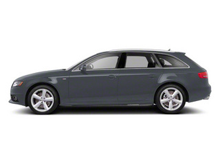 Quartz Gray Metallic 2011 Audi A4 Pictures A4 Wagon 4D 2.0T Quattro Premium Plus photos side view