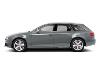 Monza Silver Metallic 2011 Audi A4 Pictures A4 Wagon 4D 2.0T Quattro Prestige photos side view