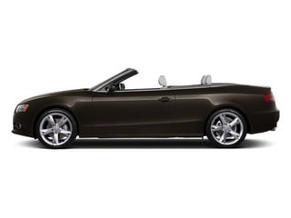 Teak Brown Metallic 2011 Audi A5 Pictures A5 Convertible 2D Prestige photos side view