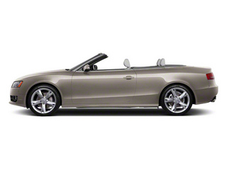 Arum Beige Metallic 2011 Audi A5 Pictures A5 Convertible 2D Prestige photos side view