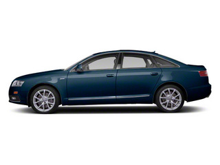 Night Blue Pearl 2011 Audi A6 Pictures A6 Sedan 4D 3.0T Quattro Premium Plus photos side view