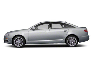Ice Silver Metallic 2011 Audi A6 Pictures A6 Sedan 4D 3.0T Quattro Premium Plus photos side view