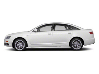 Ibis White 2011 Audi A6 Pictures A6 Sedan 4D 3.0T Quattro Premium Plus photos side view