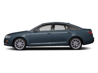 Oyster Grey Metallic 2011 Audi A6 Pictures A6 Sedan 4D 3.0T Quattro Premium Plus photos side view
