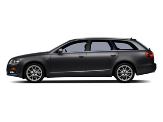 Brilliant Black 2011 Audi A6 Pictures A6 Wagon 4D 3.0T Quattro photos side view