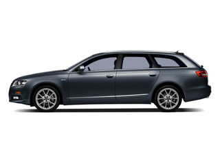 Oyster Grey Metallic 2011 Audi A6 Pictures A6 Wagon 4D 3.0T Quattro photos side view