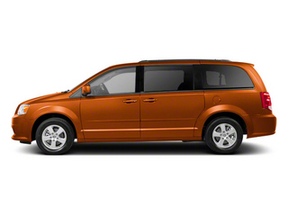 Mango Tango Pearl 2011 Dodge Grand Caravan Pictures Grand Caravan Grand Caravan Express photos side view