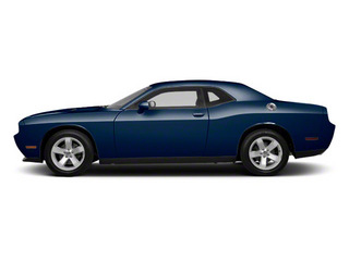 Deep Water Blue Pearl 2011 Dodge Challenger Pictures Challenger Coupe 2D SRT-8 photos side view