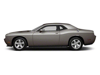 Tungsten Metallic 2011 Dodge Challenger Pictures Challenger Coupe 2D SE photos side view