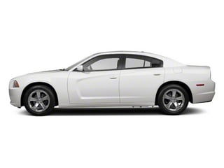 Bright White 2011 Dodge Charger Pictures Charger Sedan 4D Police photos side view