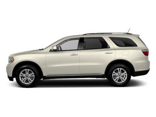 White Gold 2011 Dodge Durango Pictures Durango Utility 4D Crew 2WD photos side view