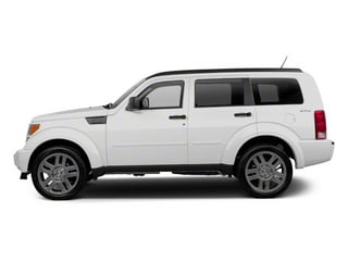 Bright White 2011 Dodge Nitro Pictures Nitro Utility 4D SE 4WD photos side view