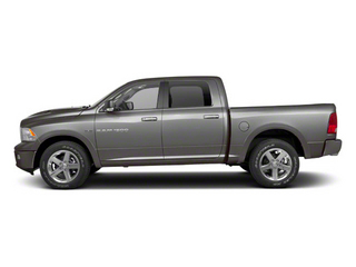 Mineral Gray Metallic 2011 Ram Truck 1500 Pictures 1500 Crew Cab SLT 2WD photos side view