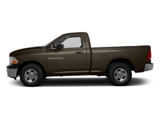 Rugged Brown Pearl 2011 Ram Truck 1500 Pictures 1500 Regular Cab Tradesman 4WD photos side view