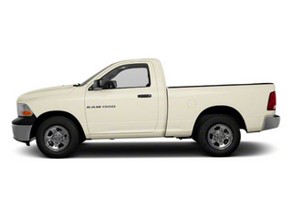 White Gold 2011 Ram Truck 1500 Pictures 1500 Regular Cab SLT 4WD photos side view
