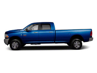 Deep Water Blue Pearl 2011 Ram Truck 2500 Pictures 2500 Crew Power Wagon 4WD photos side view