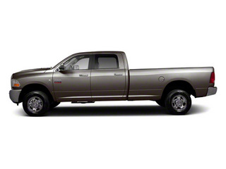 Mineral Gray Metallic 2011 Ram Truck 2500 Pictures 2500 Crew Power Wagon 4WD photos side view