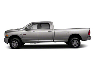 Bright Silver Metallic 2011 Ram Truck 2500 Pictures 2500 Crew Power Wagon 4WD photos side view