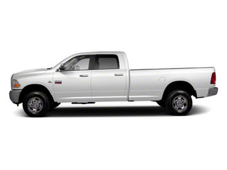 Bright White 2011 Ram Truck 2500 Pictures 2500 Crew Power Wagon 4WD photos side view