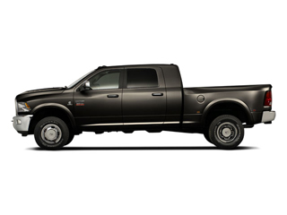 Rugged Brown Pearl 2011 Ram Truck 3500 Pictures 3500 Mega Cab Longhorn 4WD photos side view