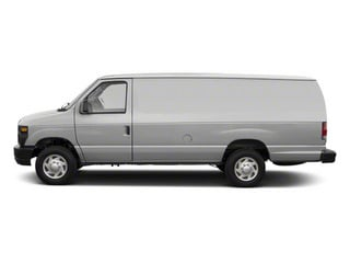Ingot Silver Metallic 2011 Ford Econoline Wagon Pictures Econoline Wagon Super Duty Extended Wagon XLT photos side view