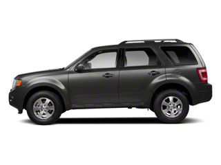 Sterling Grey Metallic 2011 Ford Escape Pictures Escape Utility 4D XLT 4WD (V6) photos side view