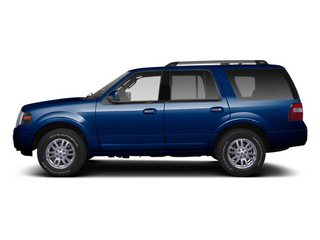 Dark Blue Pearl Metallic 2011 Ford Expedition Pictures Expedition Utility 4D King Ranch 2WD photos side view