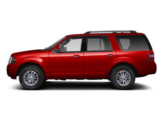 Vermillion Red 2011 Ford Expedition Pictures Expedition Utility 4D XL 2WD photos side view
