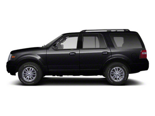 Tuxedo Black Metallic 2011 Ford Expedition Pictures Expedition Utility 4D King Ranch 2WD photos side view