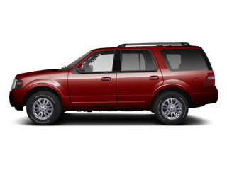 Royal Red Metallic 2011 Ford Expedition Pictures Expedition Utility 4D King Ranch 2WD photos side view