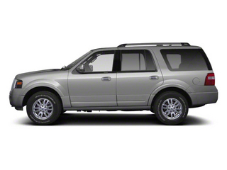 Ingot Silver Metallic 2011 Ford Expedition Pictures Expedition Utility 4D XL 2WD photos side view