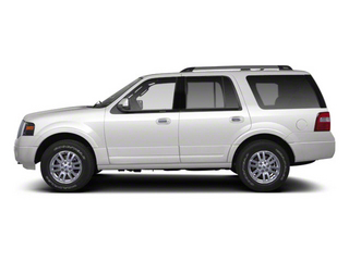Oxford White 2011 Ford Expedition Pictures Expedition Utility 4D XL 2WD photos side view
