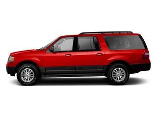 Vermillion Red 2011 Ford Expedition EL Pictures Expedition EL Utility 4D XL 4WD photos side view
