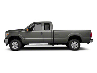 Sterling Gray Metallic 2011 Ford Super Duty F-250 SRW Pictures Super Duty F-250 SRW Supercab XL 2WD photos side view
