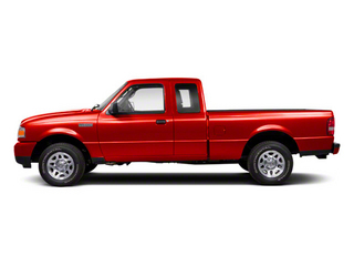 Torch Red 2011 Ford Ranger Pictures Ranger Supercab 4D Sport photos side view