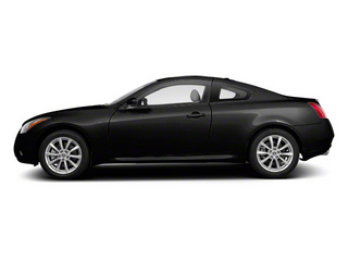 Black Obsidian 2011 INFINITI G37 Coupe Pictures G37 Coupe 2D photos side view