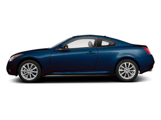 Lapis Blue 2011 INFINITI G37 Coupe Pictures G37 Coupe 2D photos side view
