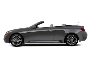 Graphite Shadow 2011 INFINITI G37 Convertible Pictures G37 Convertible Convertible 2D 6 Spd photos side view