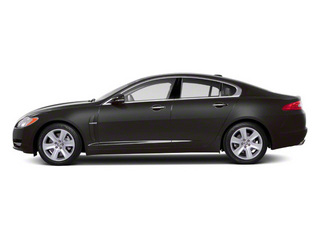 Stratus Grey 2011 Jaguar XF Pictures XF Sedan 4D XFR Supercharged photos side view