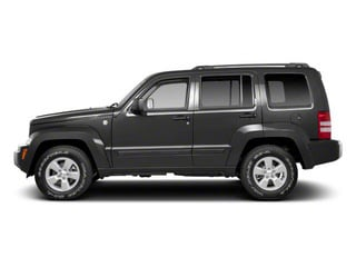 Dark Charcoal Pearl 2011 Jeep Liberty Pictures Liberty Utility 4D Sport 4WD photos side view