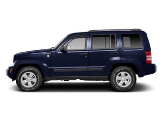 Blackberry Pearl 2011 Jeep Liberty Pictures Liberty Utility 4D Sport 4WD photos side view