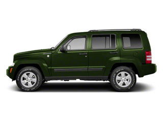 Natural Green Pearl 2011 Jeep Liberty Pictures Liberty Utility 4D Sport 4WD photos side view
