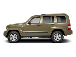 Light Sandstone Metallic 2011 Jeep Liberty Pictures Liberty Utility 4D Sport 4WD photos side view