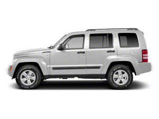Bright Silver Metallic 2011 Jeep Liberty Pictures Liberty Utility 4D Sport 4WD photos side view