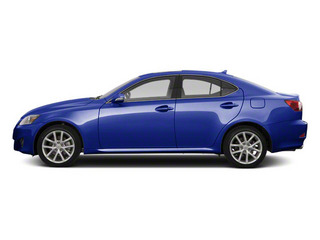 Ultrasonic Blue Mica 2011 Lexus IS 350 Pictures IS 350 Sedan 4D IS350 photos side view
